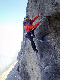 David Lama, Eiger Nordwand