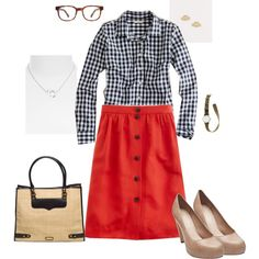 OOTD 5/1/12, created by jlcl119 on Polyvore