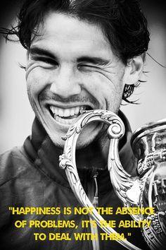 Rafael Nadal.                                                                                                                                                                                 Mehr