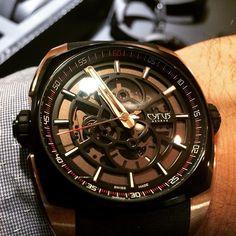 REPOST!!!  Cyrus more than a  #watch #watches #saat #turkey #istanbul #turkiye #watchporn #watchaddict #watchnerd  #watchanish #watchoftheday #fashion #mensfashion #instawatch #turkinstagram #turkishfollowers #wristshot #men #wristwatch #watchlover #timepiece #watchnerd #luxurywatch #swissmade #watchgeek  #switzerland #unique #car  #baselworld2017 #baselworld @cyruswatches  Photo Credit: Instagram ID @saat_kanali