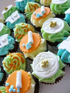 Science Cupcakes
