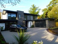 A Collection Of Modern Styles Of House Architecture (4)