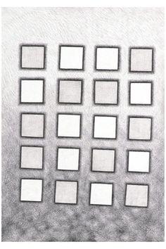 """Saatchi Art Artist Michelangelo Janigro; Drawing, """"Cohort of rectangles """" #art"""