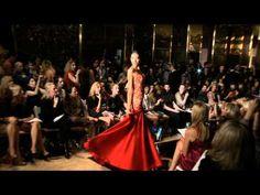 Sherri Hill Fashion Show from New York Fashion Week 2011
