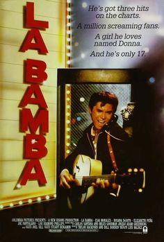 La Bamba 27x40 Movie Poster (1987)