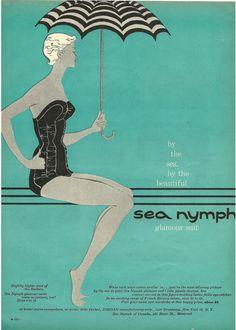 Sea nymph.