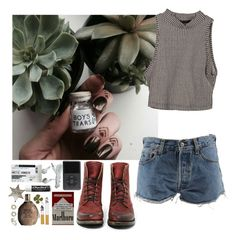"""Boys Tears"" by ritaflagy ❤ liked on Polyvore featuring Freebird, Levi's, Diesel, Chapstick, women's clothing, women, female, woman, misses and juniors"