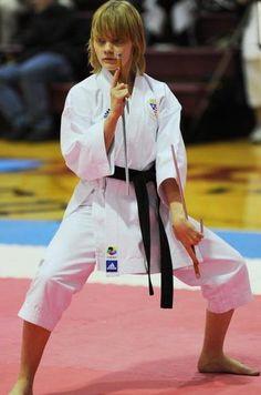 Sai, a kobudo weapon in Karate
