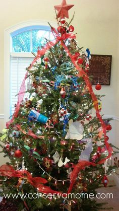 Tips for Simplifying and Reclaiming the Spirit of Christmas in Your Home - ConservaMom