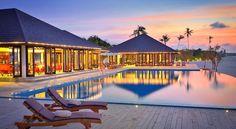 $10.181 El Atmosphere Kanifushi Maldives se encuentra en el impresionante y escasamente poblado atolón de Lhaviyani y dispone de villas de lujo ubicadas a lo largo...