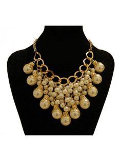 Multilayered Dressy Necklace