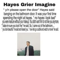 hayes grier imagines - Google Search
