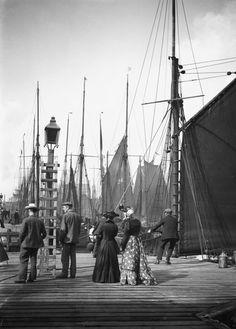 Lowestoft, Suffolk, circa 1908