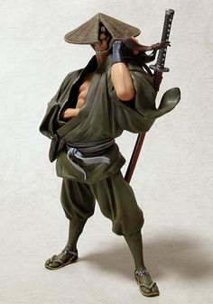 Jubei: one hard to kill ninja.
