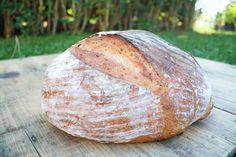 Chlebík z kvásku - Nelkafood recepty pre všetkých Food And Drink, Lose Weight, Bread, Baking, Recipes, Basket, Brot, Bakken, Backen