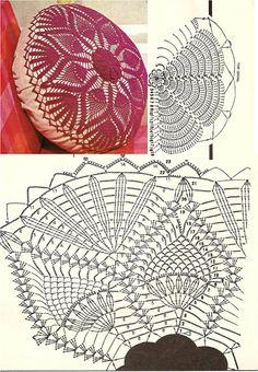 Solo esquemas y diseños de crochet Crochet Cushions, Crochet Mittens, Crochet Pillow, Crochet Baby Hats, Crochet Purses, Crochet Gifts, Doily Patterns, Afghan Crochet Patterns, Crochet Motif