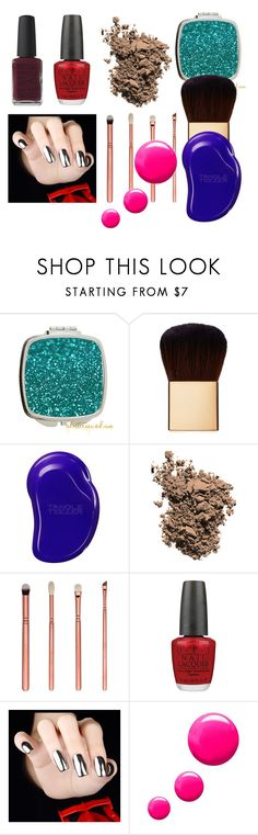 """Beauty"" by efrat-kazoum ❤ liked on Polyvore featuring beauty, AERIN, Tangle Teezer, Dolce&Gabbana, ZOEVA, OPI, Topshop and Zimmermann"