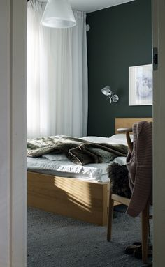 Forest Green Bedrooms On Pinterest Green Bedroom Walls