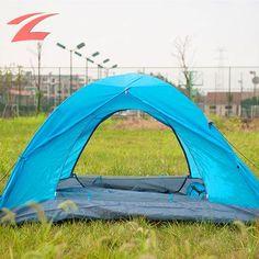 ZNL Zelt Campingzelt Trekkingzelt Familenzelt 205 x 140 EZP06