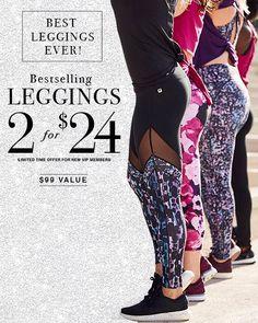 Bright Xlusion Cincinnati Bengals Love Football ??? Yoga Pants Size M Euc Womens Activewear