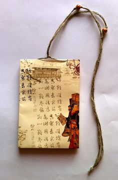 JAPANESE CRAFT BOOK - LIBRETA ARTESANAL