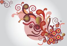 Different swirls. The best Different Swirls Vector available on the internet for absolutely no price.