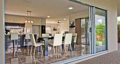Stacker Doors, Slider Door, House Front, Front Deck, Home Reno, Patio Doors, Sliding Doors, French Doors, Reno Ideas