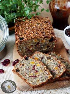 Blog kulinarny z prostymi, dobrze opisanymi przepisami na dania, z przygotowaniem których każdy sobie poradzi. Bread Baking, Bread Recipes, Sugar Free, Banana Bread, Food And Drink, Vegan, Cooking, Desserts, Christmas