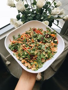 My All-Time Favorite Chopped Salad You Have to Try — Healthy is the new skinny