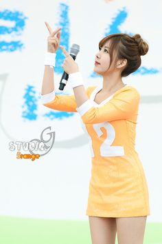 Orange Caramel Raina