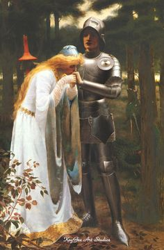 Chivalry develops only for aristocratic women as a correction to their being treated as bargaining chips, property, to acquire land and power.