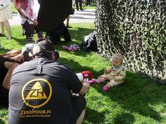 Portfolio Medeia : Zombie Walk 2015 Ruttopuisto, osa 2