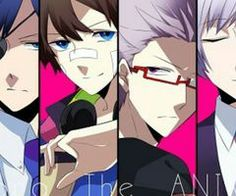 i love animes that have my favorite seiyuus in it ^^ #hamatora
