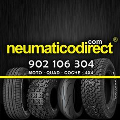 comprar neumáticos de todas las gamas en www.neumaticodirect.com