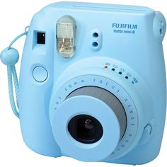 Pin for Later: 100+ Gifts For Everyone on Your Holiday List Instant Camera Fujifilm Instax Mini 8 Instant Film Camera ($70)