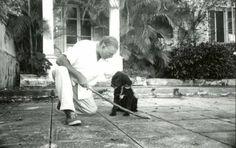 Hemingway: finca la Vigía. San fco de paula. 12 1/2 km from Havana center