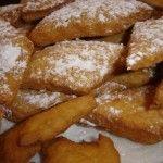 Mardi-gras et les beignets de carnaval. Recette par Marie-France Thiery