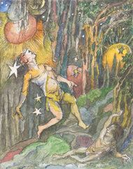 "From Sendak's fairy tale elegy: ""My Brother's Book."" The Connection Between Shakespeare and Maurice Sendak - NYTimes.com"