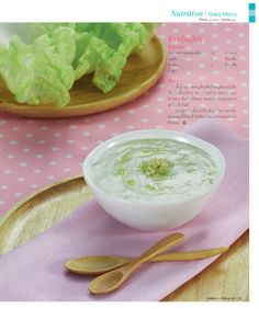 Mother&Care Nutrition : Baby Menu on JUNE 2013  #Cr.motherandcare.in.th