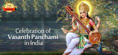 "#VasanthPanchami is a Hindu festival which is celebrated to welcome ""Spring"" season. Check out the celebration of Vasanth Panchami in India. #BringHomeFestival #Blog"