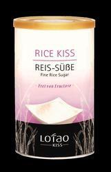 Reissüße die aus Reissirup gewonnen wird: Rice Kiss von Lotao