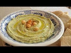 Muy Locos Por La Cocina: Hummus de Cilantro