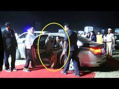 Sonam Kapoor spotted at Mumbai Police Show UMANG 2016.