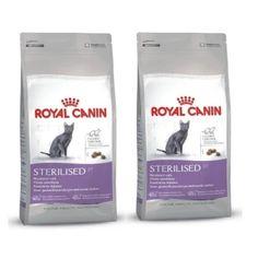 อย่าช้า  Royal Canin Sterilised 400g (2 Units) โรยัลคานินสูตรสำหรับแมวโตอายุ1ปีขึ้นไป อาหารสำหรับแมวทำหมัน ขนาด400กรัม(2ถุง)  ราคาเพียง  365 บาท  เท่านั้น คุณสมบัติ มีดังนี้ เหมาะสำหรับแมวโตอายุ1ปีขึ้นไป อาหารสูตรควบคุมแคลอรี สำหรับแมวทำหมัน สูตรอาหารควบคุม ลดโอกาสในการเกิดโรคนิ่วในไต ช่วยรักษาสมดุลและน้ำหนักของร่างกาย Units Online, Pet Supplies, Pouch, The Unit, Pets, Sachets, Pet Products, Porch, Pet Accessories