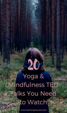 Health Motivation 20 Yoga Mindfulness TED Talks you Need to Watch! - TED Talks are a great way to learn about a variety of topics. Check out these 20 awesome TED Talks on yoga and mindfulness to learn more about these practices. Ted Talks, Stress Management, Yoga Inspiration, Motivation Inspiration, Ashtanga Yoga, Kundalini Yoga, Yoga Sport, Mudras, Sup Yoga