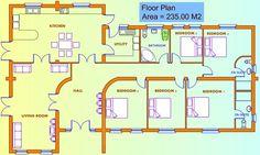 Bungalow House Plans Ireland: 5 bed house plans from Xplan Ireland . - Bungalow House Plans Ireland: 5 bed house plans from Xplan Ireland … - House Plans Uk, House Plans Online, House Plans One Story, Craftsman House Plans, Bungalow Interiors, Bungalow Homes, Bungalow House Design, Cubes, 5 Bed House