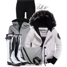 Once It Changes To Snow!, created by tmlstyle on Polyvore