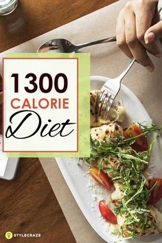 1300 Calorie Diet For Weight Loss