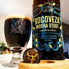 very good stout beer