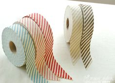 Bias cut strips, ready made bias cut, stripy bias cut, stripy strips, 2m, stripy ribbon, stripes, linen cotton fabric, cotton linen fabric